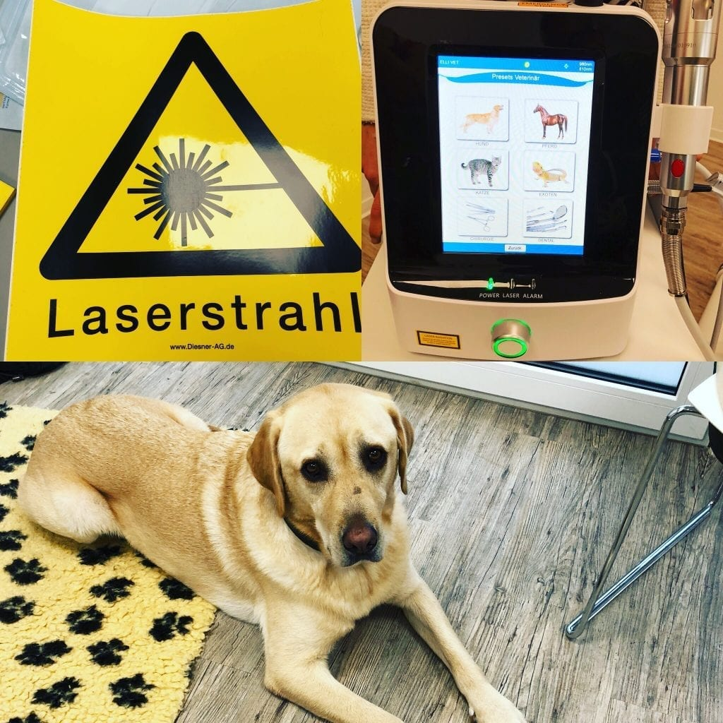 Laser-Therapie 1