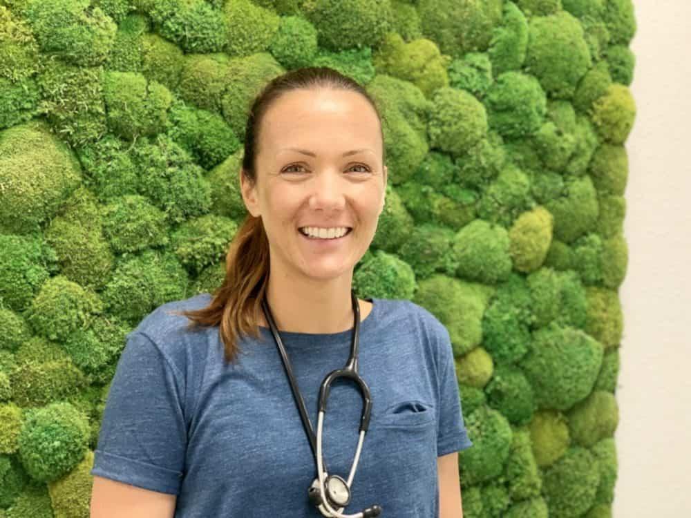 Tierärztin Catherine Grötz-Stergiou, GPCert Oncology