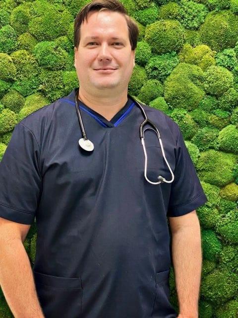 Tierarzt Daniel Koch