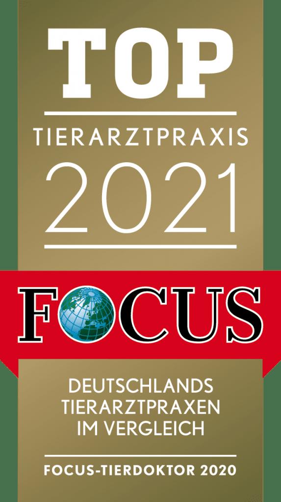 TOP Tierarztpraxis 2021
